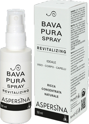 ASPERSINA BAVA PURA SPRAY 50 ML - Parafarmaciabenessere.it