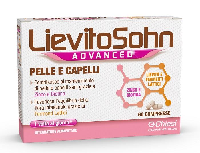 LIEVITOSOHN ADVANCED 60 COMPRESSE - Farmapc.it