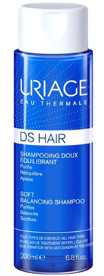 URIAGE DS HAIR SHAMPOO DELICATO RIEQUILIBRANTE 200 ML - Farmamille