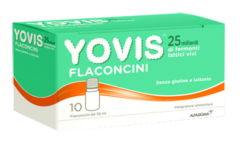 YOVIS 10 FLACONCINI DA 10 ML - Farmamille