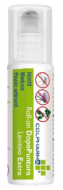 COLPHARMA ROLLON DOPOPUNTURA LENITIVO EXTRA INGREDIENTI NATURALI + AMMONIACA 20 ML - Farmacia 33