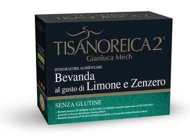 TISANOREICA2 BEVANDA LIMONEN ZENZERO 4 BUSTINE - La tua farmacia online