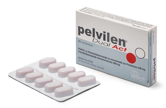 PELVILEN DUAL ACT 20 COMPRESSE - La tua farmacia online