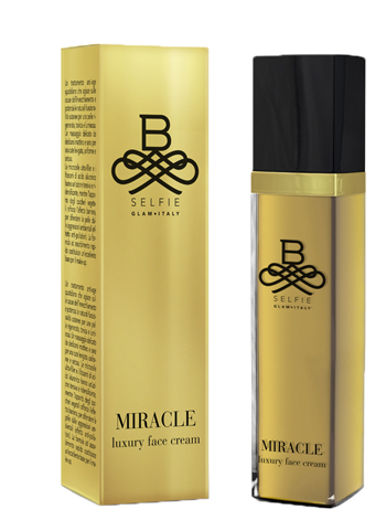 B SELFIE MIRACLE LUXURY FACE CREAM 50 ML - Farmastar.it