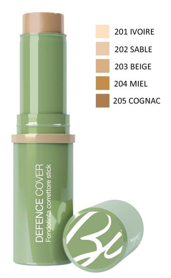 DEFENCE COVER FONDOTINTA/CORRETTORE STICK 205 10 G - Farmapc.it
