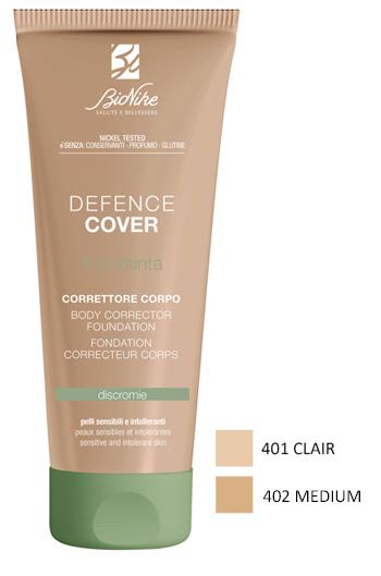 DEFENCE COVER CORRETTORE CORPO 401 75 ML - Farmapc.it
