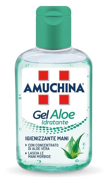 AMUCHINA GEL ALOE 80 ML - Farmacento